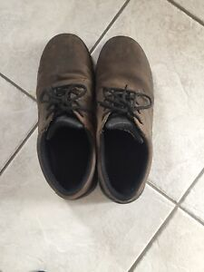 Men's Steel Toe Shoes