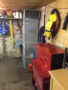 Oil furnace for sale works great