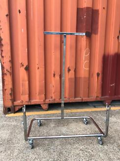 Go kart vertical stand with wheels Bundall Gold Coast City Preview