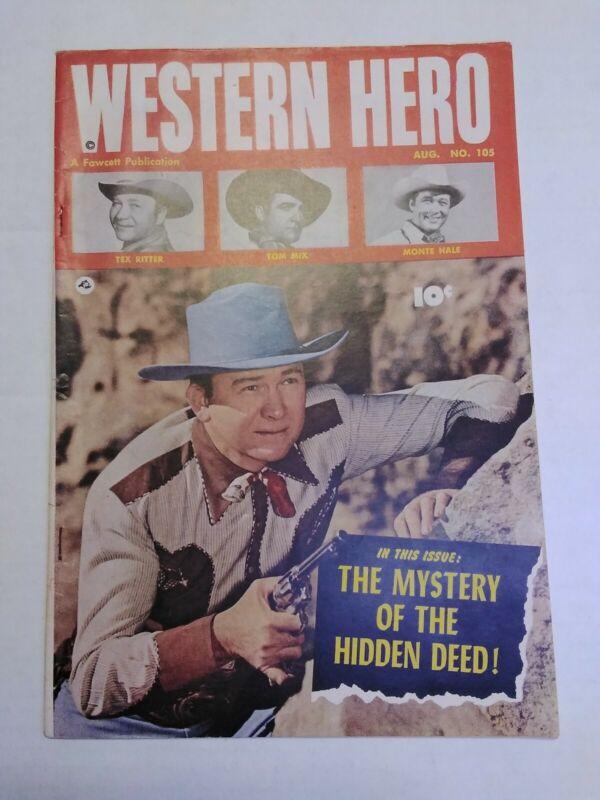 Western Hero #105 *
