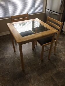 30x30 kitchen table set