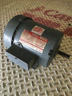 Dayton Electric 12hp Electric Motor. Model 2n865t