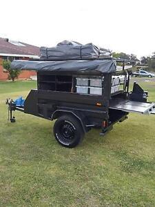 custom camper trailer Penrith Penrith Area Preview