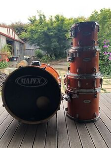 Mapex M Series 5pc Drum Kit