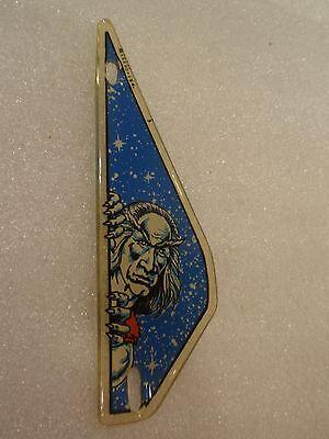 BALLY 1978 STAR TREK PINBALL MACHINE GAME PLAYFIELD PLASTIC M-1330-154-5