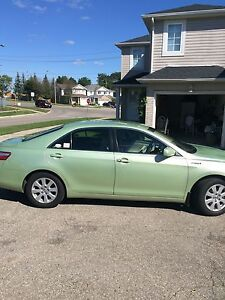 2007 Toyota Camry AS IS