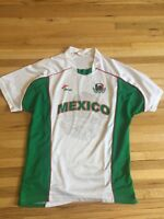 Mexico soccer jersey