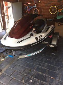 Kawasaki STX-15F 2011 mdl