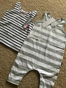 Bonds baby clothes