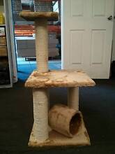 Cat scratching post cat tree (WP-C024) Maddington Gosnells Area Preview