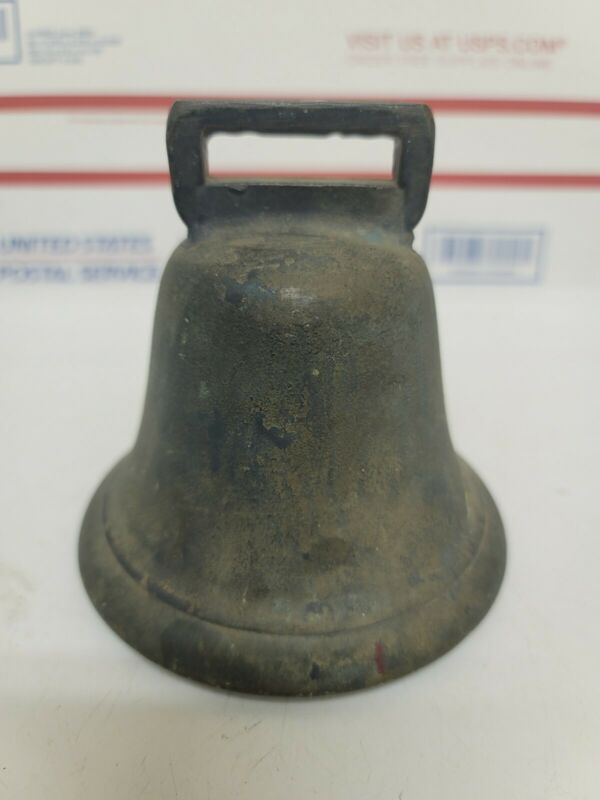 Antique Cow/sleigh Bell