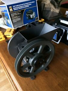 """Portable Jaw Crusher With Hopper 2 1/4"""" by 3"""""""