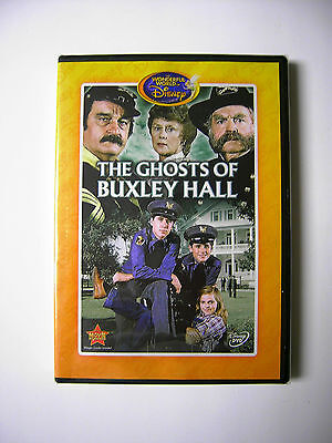 Wonderful World of Disney THE GHOSTS OF BUXLEY HALL Kid Friendly Ghost Movie - Kids Ghost Movies