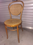 Bentwood Antique Vintage chair Mordialloc Kingston Area Preview