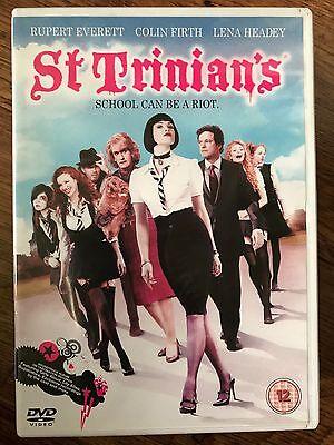 Gemma Arterton ST. TRINIAN'S | 2007 Teen Schoolgirl Caper Comedy | UK - Teen Schoolgirl Movies