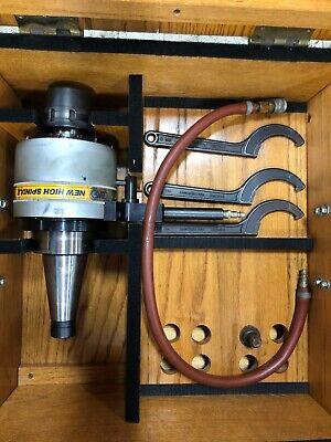 Big High Spindle Speed Increaser Model Nxg3 Nmtb50