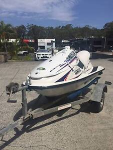 Yamaha Wave Blaster III with trailer for sale Southport Gold Coast City Preview
