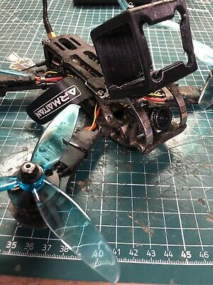 Armattan Rooster FPV Freestyle Drone / Kwad Hand-me-down