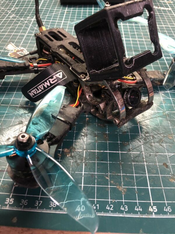 Armattan Rooster FPV Freestyle Drone / Kwad Used