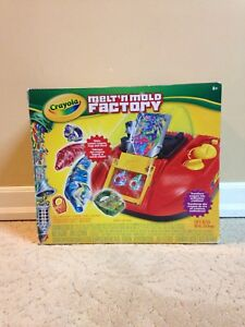 Brand NEW NEVER OPENED Crayon Maker