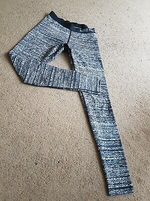 Ladies Nike Pro Dri Fit Leggings , Size S , In Fab Condition