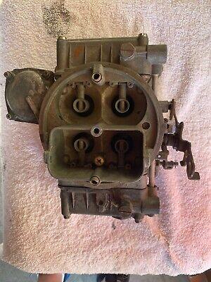 Carburetor Holley 0-8007 0735