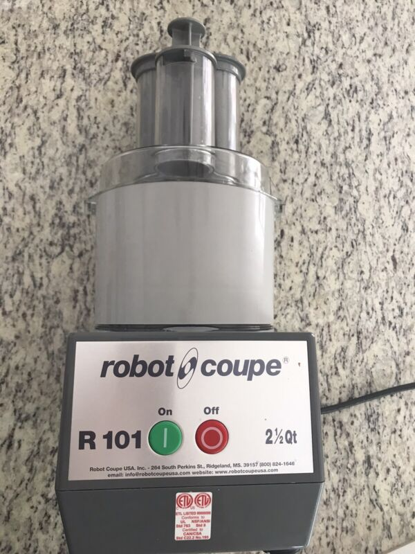 Robot Coupe R101  Food Processor