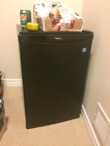 4.3 cu. ft. Danby mini fridge with freezer