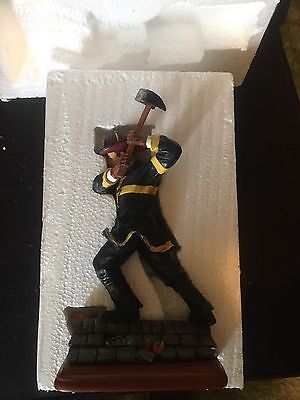 VANMARK Firefighter Figure: Confronting the Enemy