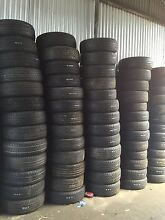 Second hand tyres from $25.00 Kings Park Blacktown Area Preview