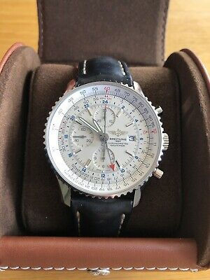 Breitling Navitimer Men's Watch - A24322, Excellent Condition, Full Box & papers