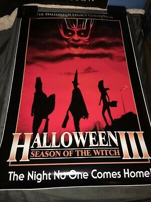 Halloween 3 Movie 1982 (HALLOWEEN 3 Movie POSTER 24x36 1982 Horror Michael)