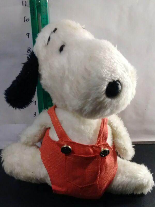 Vintage Snoopy Plush