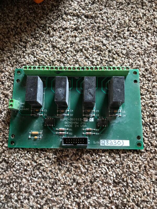 BENSHAW SOFT STARTER POWER BOARD BIPC-300013-01-0