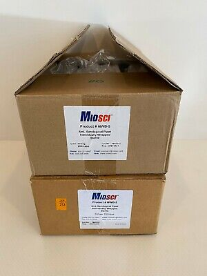 Midsci Serological Pipettes 5ml Individually Wrapped Sterile 400 Pieces
