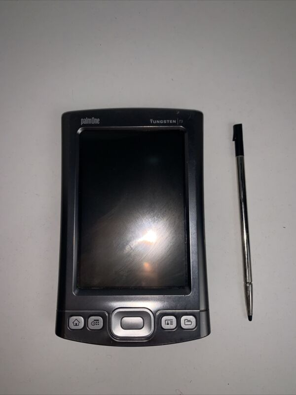 Tungsten T5 Palm One With Stylus - NO SIM CARD
