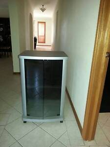 Entertainment Cabinet in Grey Beverley Park Kogarah Area Preview