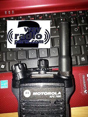 Usado, Short STUBBY Black Antenna for MOTOROLA APX7000 VHF (136-174), UHF (400-520) GPS comprar usado  Enviando para Brazil