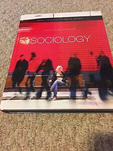 Sociology textbook uwo London Ontario image 1