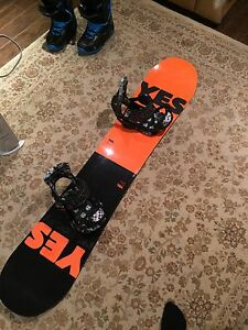 Snowboard, Boots, Bindings and Goggles!