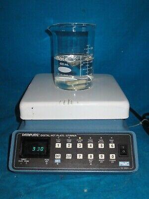Dataplate Pmc Model 720 Digital Hot Plate Magnetic Stirrer Tested