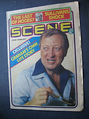 TV Segment Graham Kennedy COVER ONLY