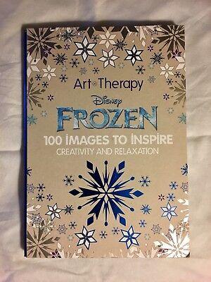 NWOT Frozen Adult coloring book ()