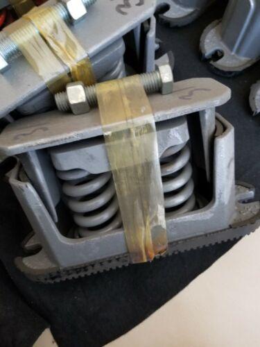 Vibration Isolators CE-2-31 max 2200 lbs