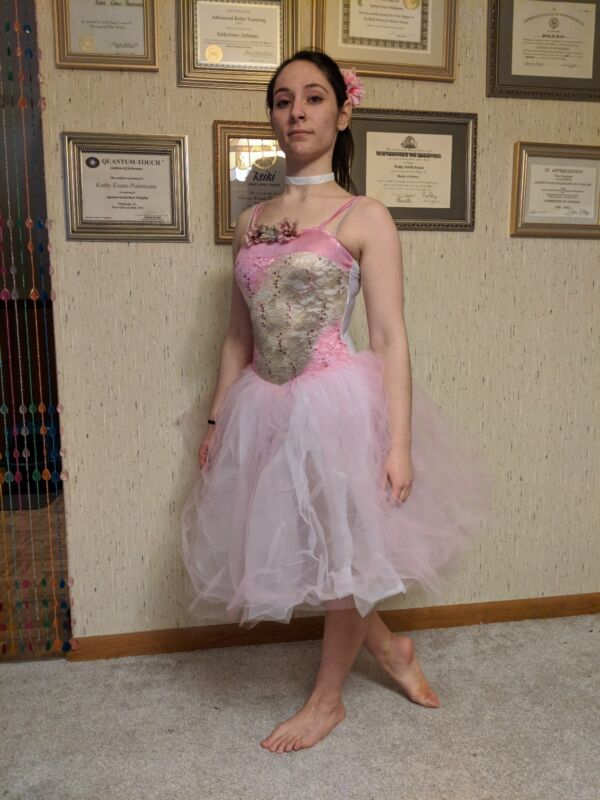 Waltz of the Flower Ballet Dress Dance Costume