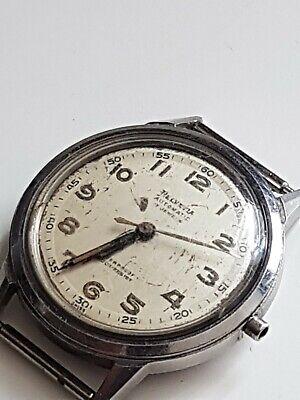 1950's Vintage Helvetia automatic bumper wristwatch