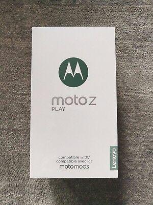 NEW Motorola Moto Z Play XT1635-02 32GB Unlocked Smartphone - Black