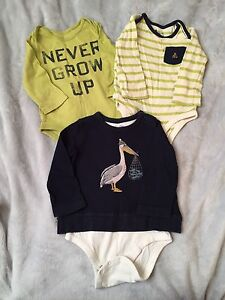 Gap baby clothing 6-12 months