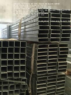 $73/L FOR BUNDLE PRICE-GALVANISED SHS TUBE-75*75*3MM STEEL POST