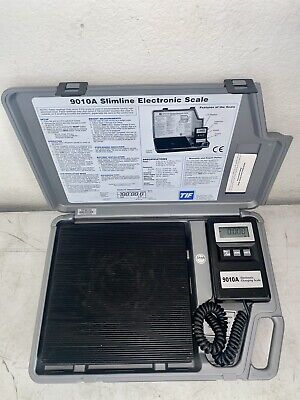 Tif 9010a Slimline Refrigerant Electronic Charging Scale